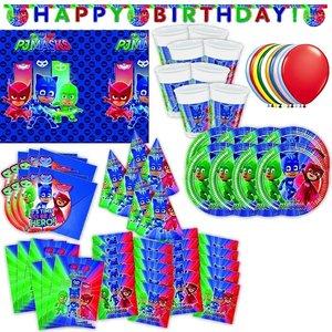 PJ Masks: Geburtstags-Box für 6 Kinder