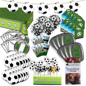 Fussball: Geburtstags-Box für 8 Kinder
