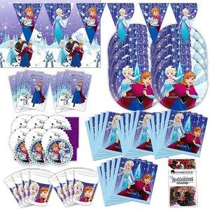 Frozen: Box per il compleanno per 6 bambini