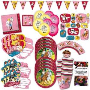 Bibi & Tina: Geburtstags-Box für 6 Kinder