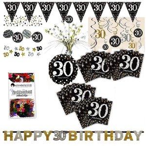 Glitter Party: Box per il 30. compleanno per 16 invitati