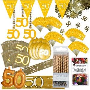 Goldhochzeit: 50 Jahre Box