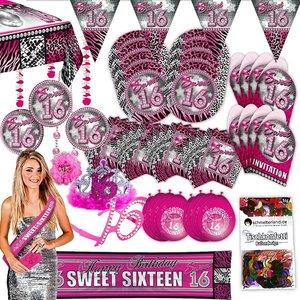 Sweet Sixteen: Box per il 16. compleanno per 8 invitati