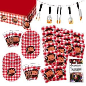 BBQ: Box grigliata per 8 invitati