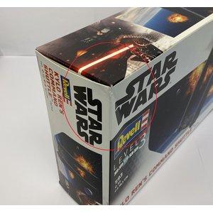 Star Wars: Kylo Ren's Command Shuttle 1/93 - Defekte Verpackung