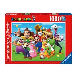 Nintendo: Super Mario (1000 Teile)