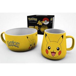 Pokemon: Set colazione Pikachu