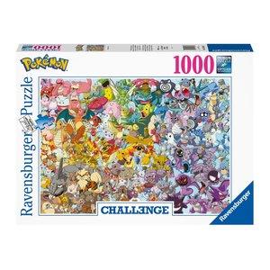 Pokemon: Group Challenge (1000 Teile)
