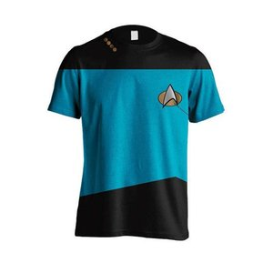 Star Trek: Uniform Blue - Science / Médecine
