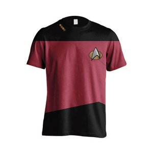 Star Trek: Uniform Red - Commandement