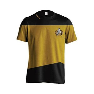 Star Trek: Uniform Yellow - Technologie et sécurité