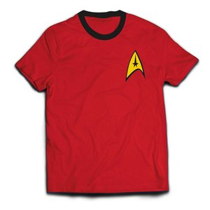 Star Trek: Uniform Engineer - Technologie / Sécurité / Communication