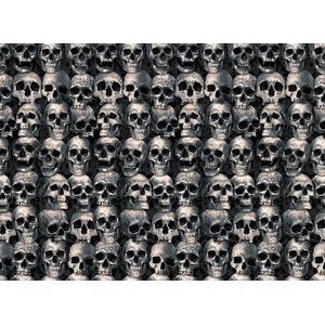 Mur en Crânes