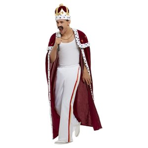 Queen: Freddie Mercury - Royal Deluxe