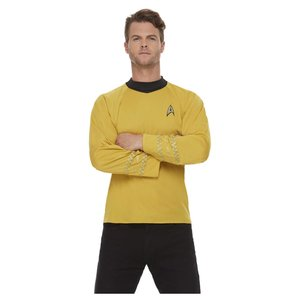 Star Trek - Patrouille du cosmos: Uniforme de Commandement / Navigation