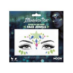 Face Jewels - Illumination: GITD