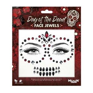 Face Jewels - Day of the Dead: Dia De Los Muertos