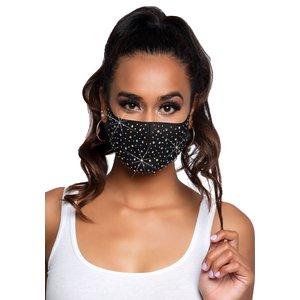 Gl/äNzende Strasssteine Staubschutz Gl/äNzende Strasssteine Gesichtsbedeckung Packung Mit 1 St/üCk Hzing Mundschutz Atmungsaktiv Bandana F/üR Erwachsene