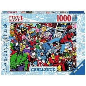 Marvel Comics: Characters (1000 Teile)