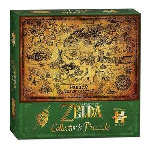 The Legend of Zelda: Hyrule Map (550 Teile)