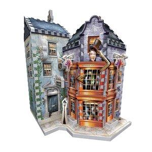 Harry Potter: Weasleys Zauberscherze & Tagesprophet 3D (300 Teile)