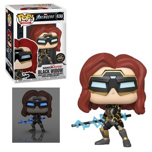 POP! - Marvel's Avengers: Black Widow (2020 Video Game) !!CHASE!!
