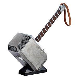 Thor - Marvel Legends: Elektronischer Hammer Mjolnir 1/1