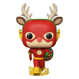 POP! - DC Holiday: The Flash Holiday Dash
