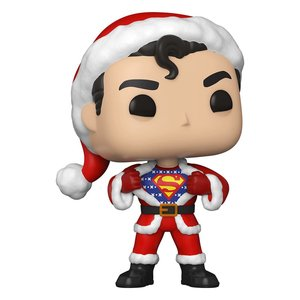 POP! - DC Holiday: Superman in Holiday Sweater
