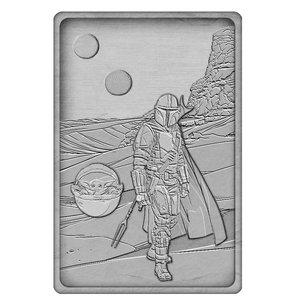 Star Wars - The Mandalorian: Metallbarren Mandalorian