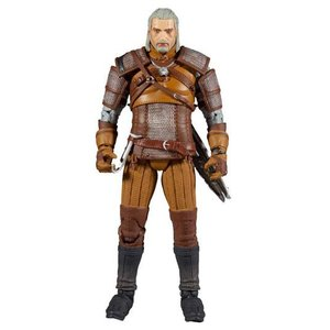 The Witcher: Geralt of Rivia - Gold Label Series