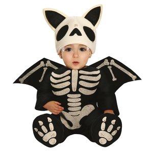 Kleine Skelett Fledermaus
