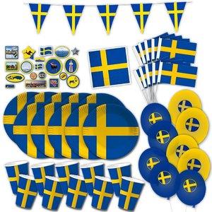 Box di Party Svezia per 10 invitati