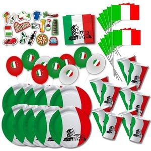 Box di Party Italia per 10 invitati