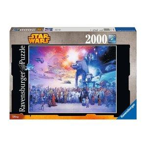 Star Wars: Universum (2000 Teile)