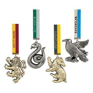 Harry Potter: Hogwarts Mascots - 4 pezzi