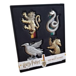 Harry Potter: Hogwarts Mascots - 4er Set