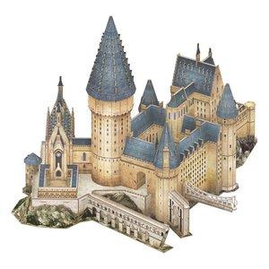 Harry Potter: Grosse Halle 3D (187 Teile)