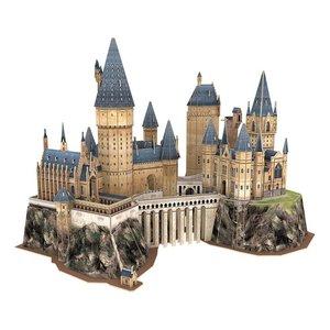 Harry Potter: Hogwarts 3D (197 Teile)