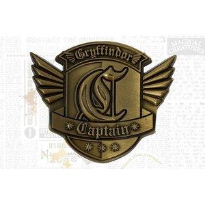 Harry Potter: Sammelmünze Gyffindor Captain - Limited Edition