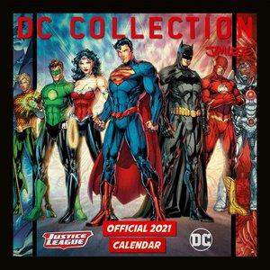 DC Comics: 2021