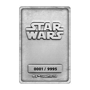 Star Wars: Lingots de métal - Battle for Hoth  Limited Edition