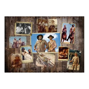 Bud Spencer & Terence Hill: Western Photo Wall (1000 pezzi)