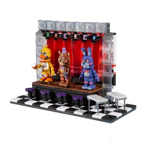 Five Nights at Freddy's: Deluxe Concert Stage (223 Pezzi)