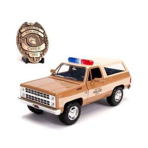Stranger Things: 1/24 Chief Hopper's 1980 Chevy K5 Blazer
