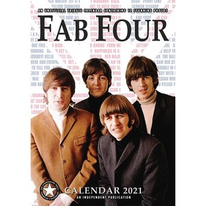 The Beatles - The Fab Four: 2021