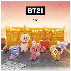 BTS - BT21: 2021