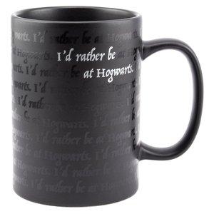 Harry Potter: I Would Rather Be At Hogwarts - Defekte Verpackung