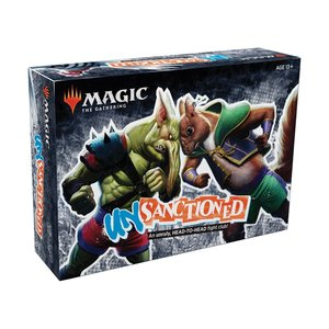 Magic the Gathering: Unsanctioned (Versione EN)
