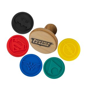 Justice League: Logos - für Kekse
